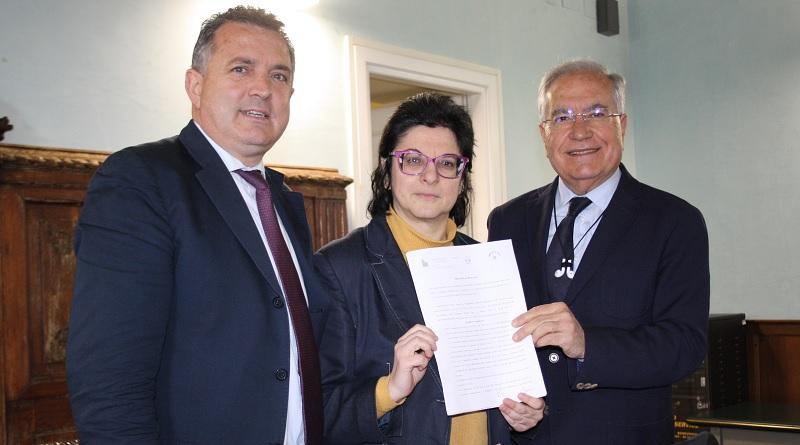 Protocollo di Intesa Provincia, Università e Consigliera di Parità per le Politiche di Genere.