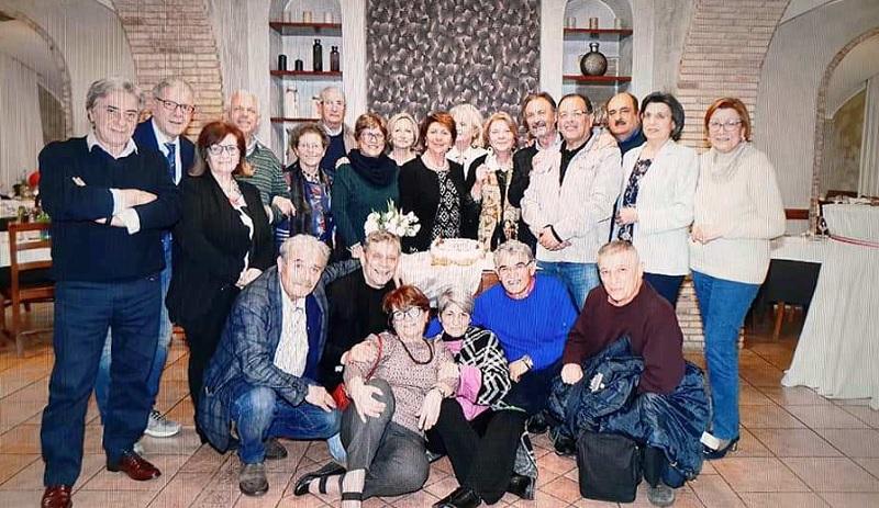 """Liceo Scientifico """"Rummo"""": dopo 47 anni la reunion dei ragazzi della sezione C"""