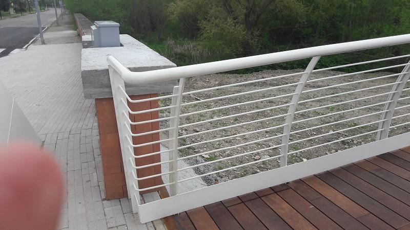 Benevento, Ponte Silvano Pagliuca prontamente ripristinato