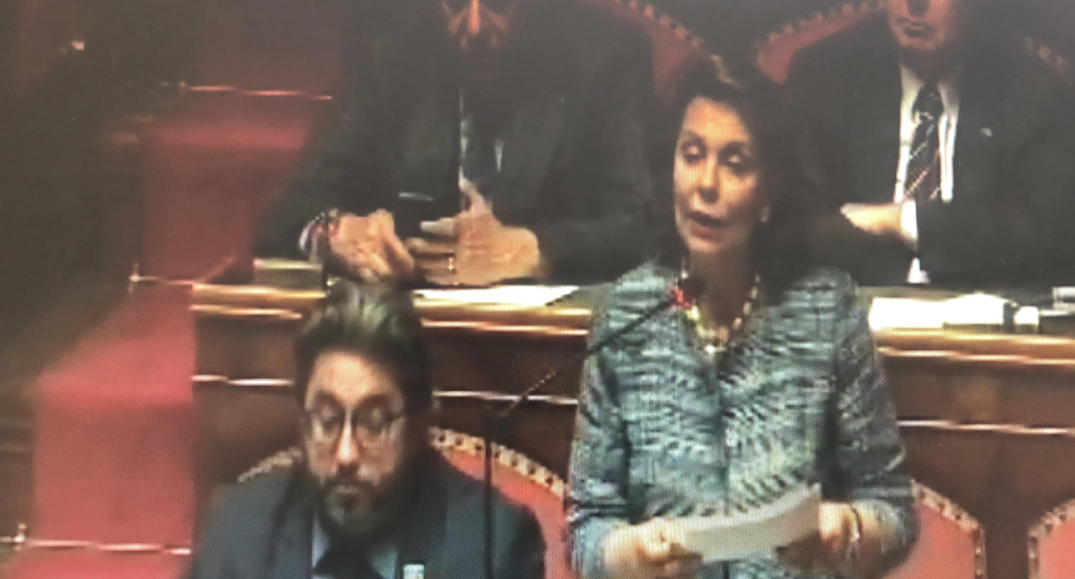 La Senatrice di Forza Italia, Sandra Lonardo, interviene sugli obblighi dell'Italia derivanti dalla Legge Europea 2018
