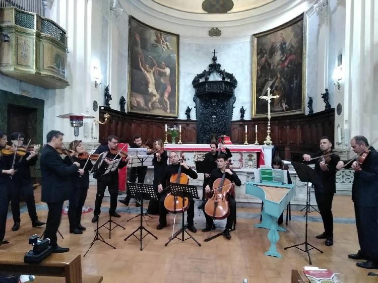 """Concerto """"Grandi Pagine Strumentali"""": le """"sinfonie eterne"""" di Bach, Mozart e Beethoven nella Basilica di San Bartolomeo"""