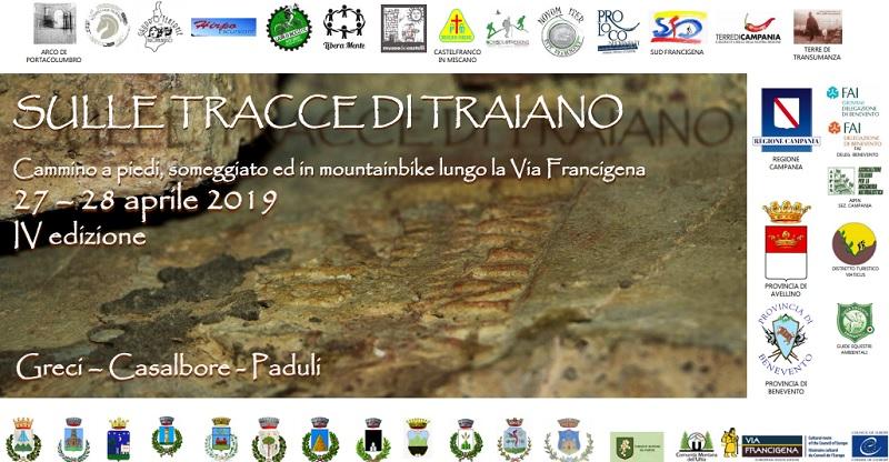 """""""Sulle Tracce di Traiano"""" IV edizione, ecco il Programma."""