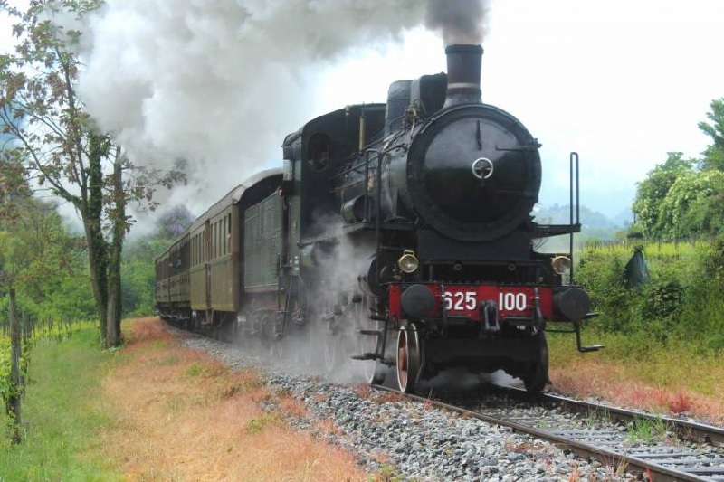 Per il 132° Anniversario della Nascita di Padre Pio: arriva il treno storico.