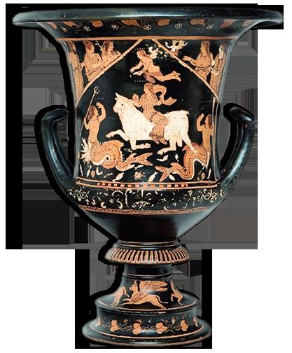 """Alla mostra """"L'arte di salvare l'arte. Frammenti di storia d'Italia"""" a Roma sarà presente anche il Vaso di Assteas"""