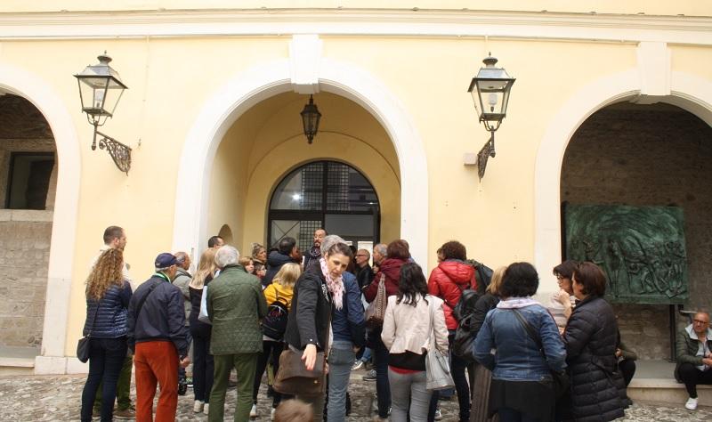 Pasquetta ai musei della Provincia di Benevento un successo!