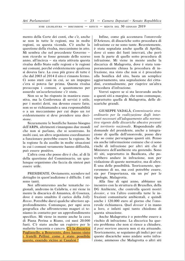 """""""La verità non offende ma tutela una Comunità"""".Il candidato Pacelli """"Puglianello Insieme"""" replica al sindaco."""