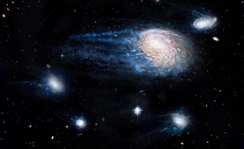 Auser Uselte, incontro il 23 Maggio con Luigi De Nicola, esperto di astronomia.