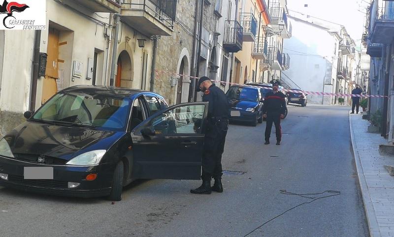 Baselice: I Carabinieri di San Bartolomeo in Galdo sventato un colpo ad un Bancomat.