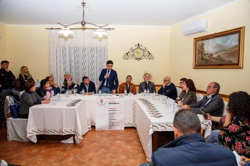 Amministrative, il 24 Maggio ultimo appuntamento della campagna elettorale di Torrecuso.