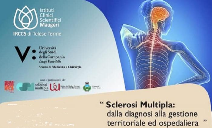 """Aism.Giornata dedicata al tema della Sclerosi Multipla alla""""Maugeri""""di Telese Terme."""