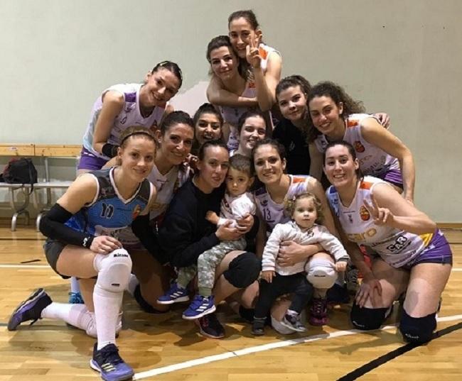 Termina con una vittoria il campionato della Icaro Accademia Volley.