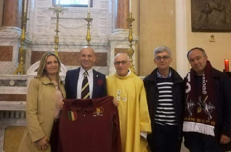 Il Toro Club Benevento ricorda il Grande Torino con gli studenti della S. Angelo a Sasso