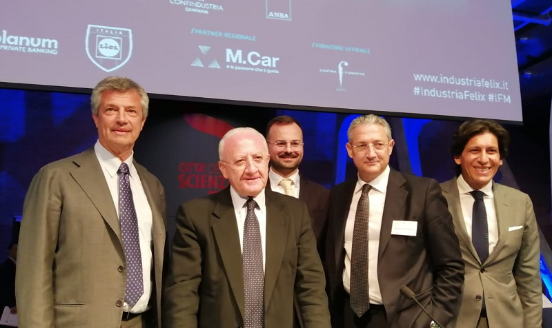 Industria Felix premia 50 aziende con i bilanci virtuosi