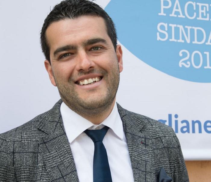 Mauro Guarnieri della lista Puglianello Insieme augura un grosso in bocca al lupo a tutti i candidati