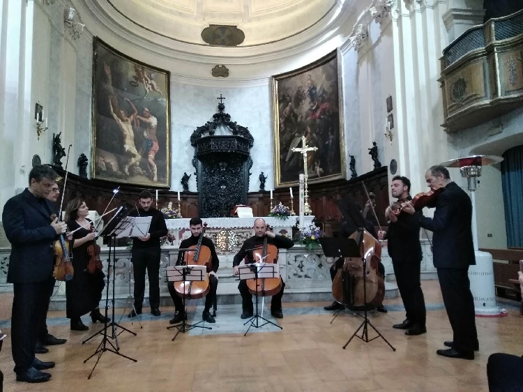 """""""Operisti senza scena"""", ultimo appuntamento della Stagione concertistica dell'Accademia di Santa Sofia"""