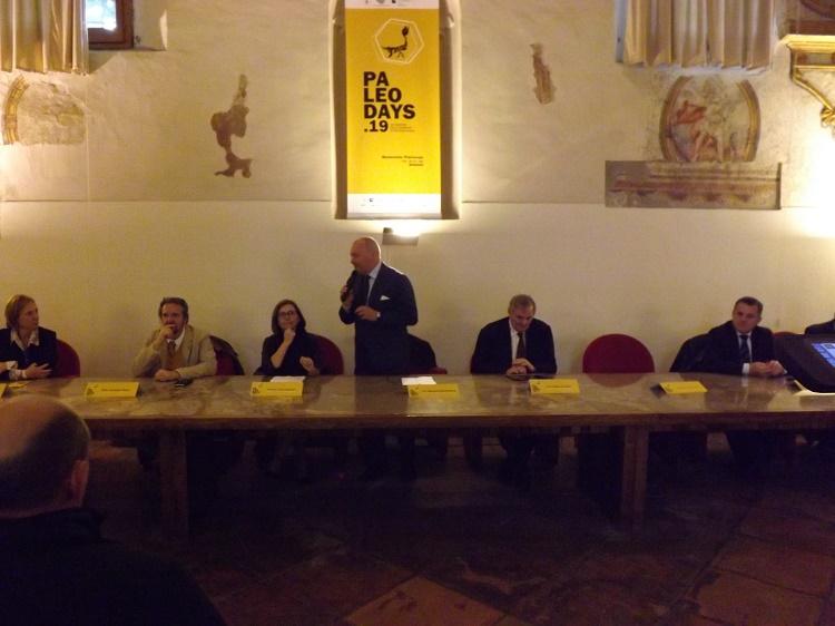 Paleodays 2019. La XIX° Edizione delle Giornate di Paleontologia inaugurata a Benevento