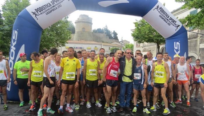 Podisti Alto Sannio: Conferenza Stampa della Sannio Half Marathon 2019 a Pontelandolfo.