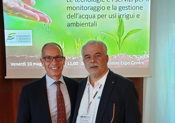 Il Consorzio di Bonifica del Sannio Alifano al MACFRUT 2019