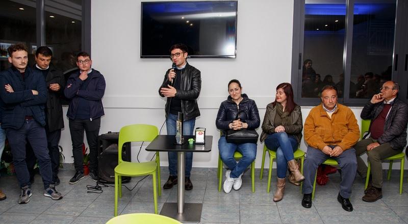 Amministrative: Giuseppe Sauchella (Progetto Torrecuso), ha incontrato gli elettori di Località Collepiano