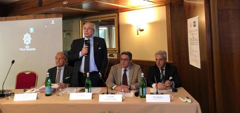 Gli ingegneri del Sud a Benevento per discutere di sicurezza sul lavoro.
