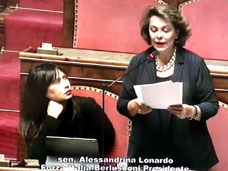"Sandra lonardo: ""Crisi Inevitabile, che errore i 5 Stelle"""
