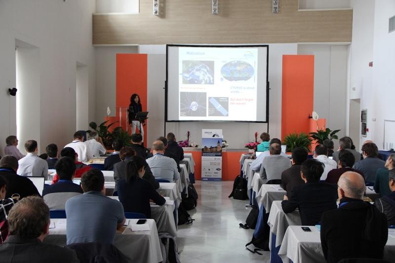A Benevento professori e ricercatori di telerilevamento satellitare per l'osservazione della Terra.