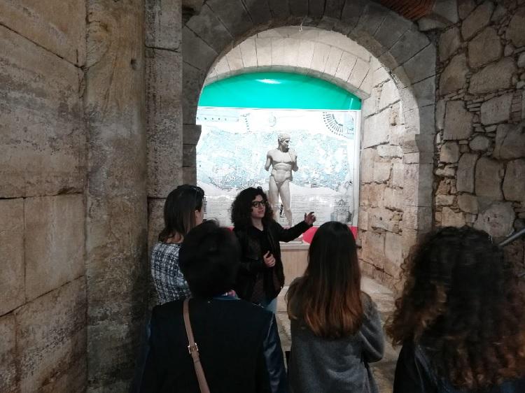 Tanti i visitatori alla Rocca dei Rettori in questo primo Maggio