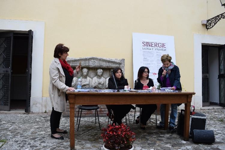 """La Presidente di """"Sinergie"""" ringrazia la provincia di Benevento"""