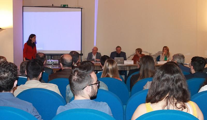 """Mortaruolo e Marciani all'inaugurazione della Scuola regionale di """"Cittadinanza Euromediterranea"""" all'Università del Sannio"""