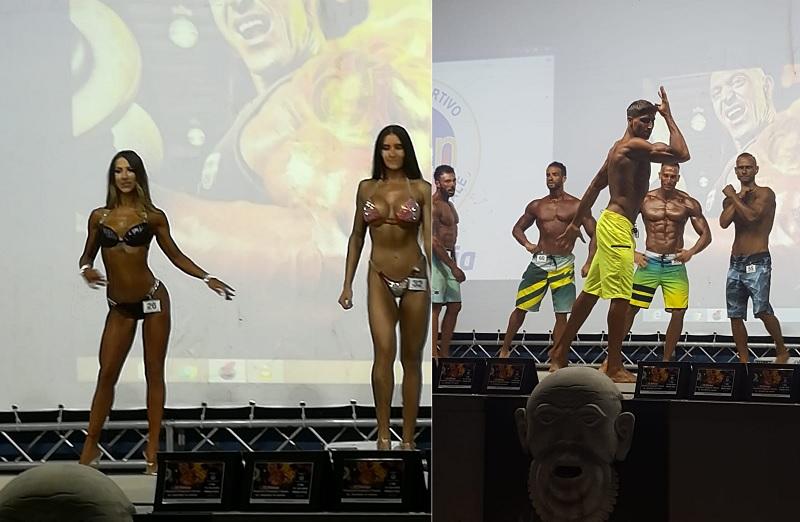 """A Telese Terme ieri si è tenuto il """"The Italian Phoenix"""", IX Grand Prix nazionale open di Body Building e Fitness."""