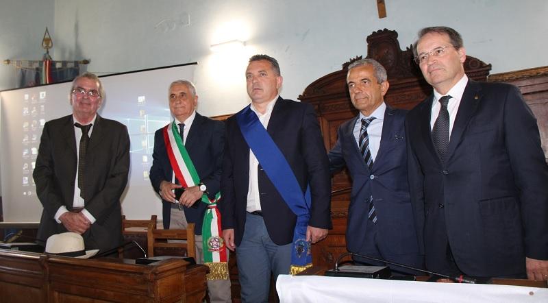 Alla Rocca dei Rettori di Benevento Assemblea delle Città del Vino