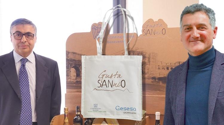 Incoming turistico e BAG Gusta SANniO l'offerta di Confindustria Benevento realizzata con Gesesa