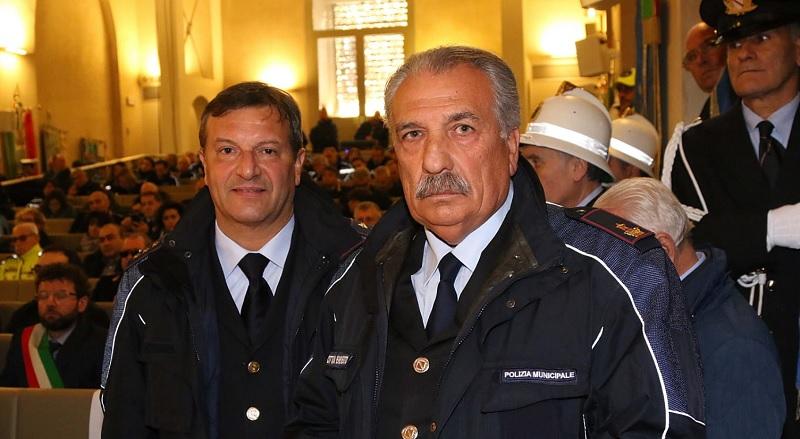 Fioravante Bosco nominato dal sindaco Mastella nuovo comandante della Polizia Municipale