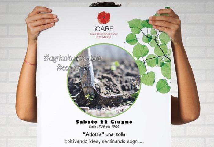 Agricoltura Sociale, sabato 22 giugno a Solopaca un punto informativo della comunità iCare