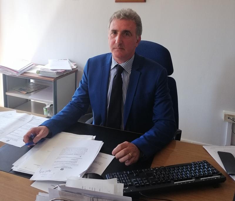 Insediamento dei Dirigenti Divisione Anticrimine alla Questura di Benevento