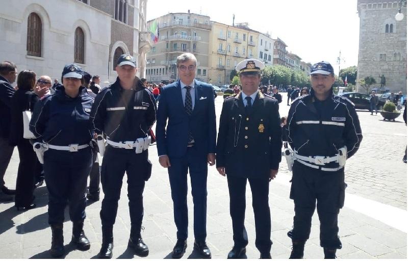 Festeggiato il 73° anniversario della Repubblica Italiana