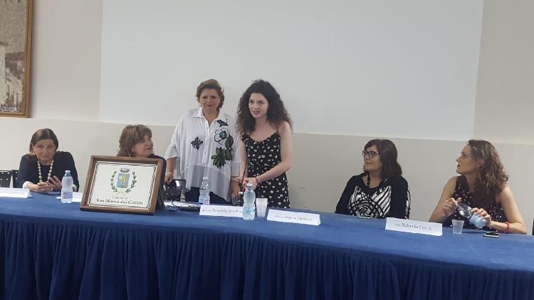 Gaya Cocca vince il Premio Donna Domai istituito dalla FidapBPW Italy – Benevento