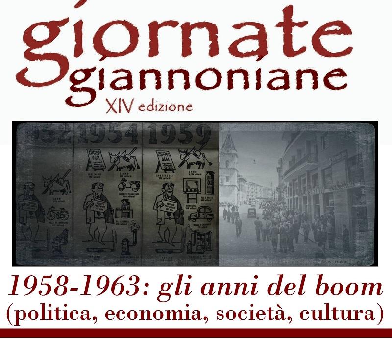 Giornate giannoniane (XIV edizione) ecco il Programma del 6 Giugno.