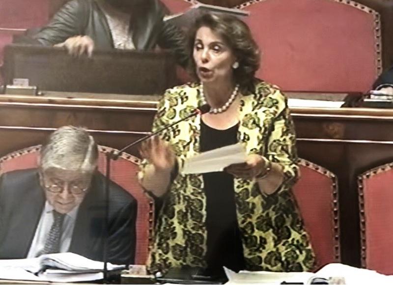 Lonardo (Fi): ''Basta con il reddito di cittadinanza. Sosteniamo le aree interne ed i piccoli Comuni''.