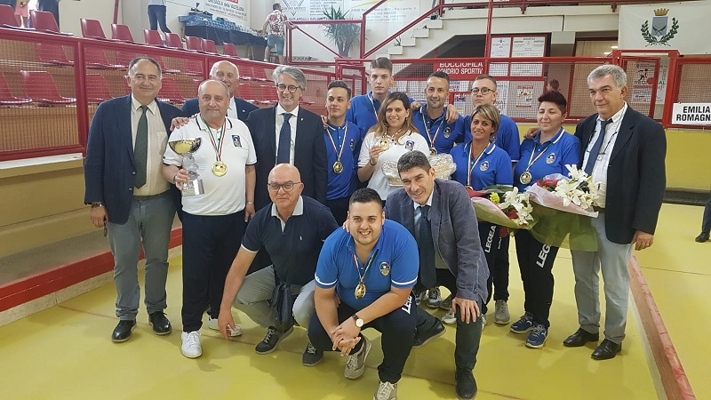 Trionfo della Campania alla prima edizione della Regional Cup