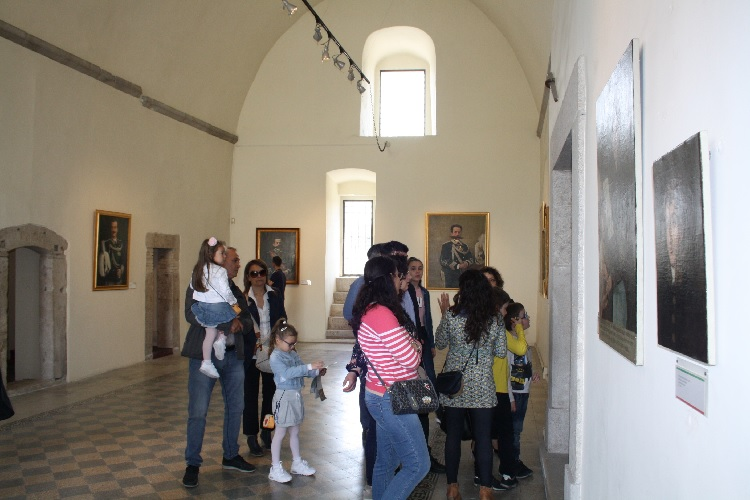 Anche oggi,  2 Giugno, molti i visitatori per la rete museale della Provincia.