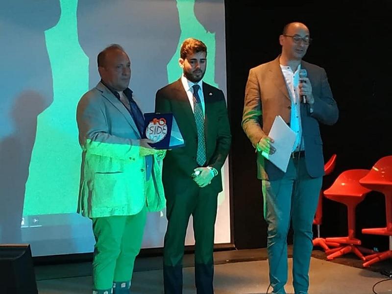 Presentata alla Casina Pompena di Napoli la VII° edizione del premio internazionale Iside.