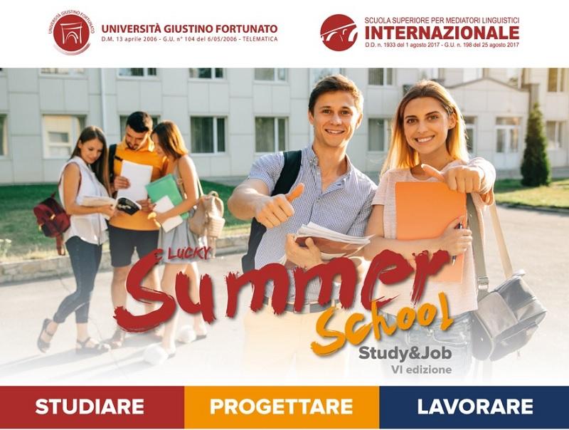 All'Unifortunato torna il Summer Achool dal 2 al 7 Settembre