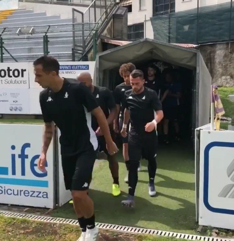 Il Benevento batte il Cittadella e fa en plein nelle amichevoli in ritiro.