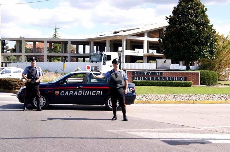 Carabinieri. Un arresto a Montesarchio per spaccio di sostanze stupefacenti