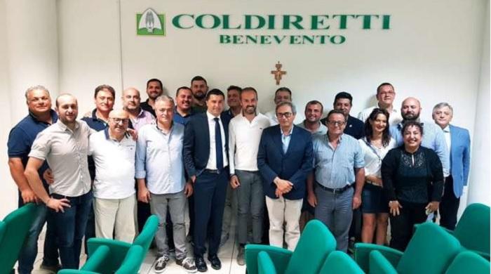 Coldiretti Benevento: Gerardo Dell'Orto è il nuovo direttore