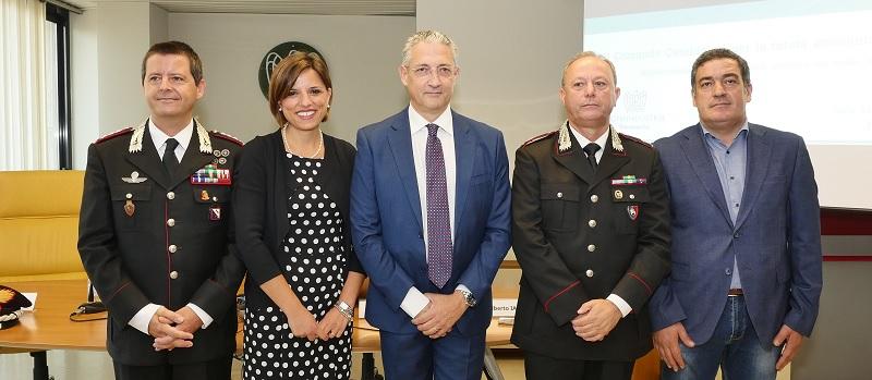 Confindustria e Nucleo Operativo Ecologico dei Carabinieri a confronto