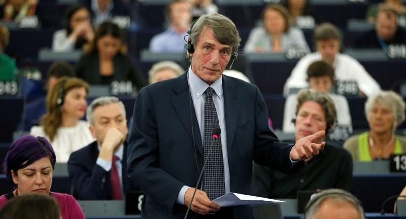 Elezioni  Parlamento Europeo PD: Congratulazioni a David Sassoli