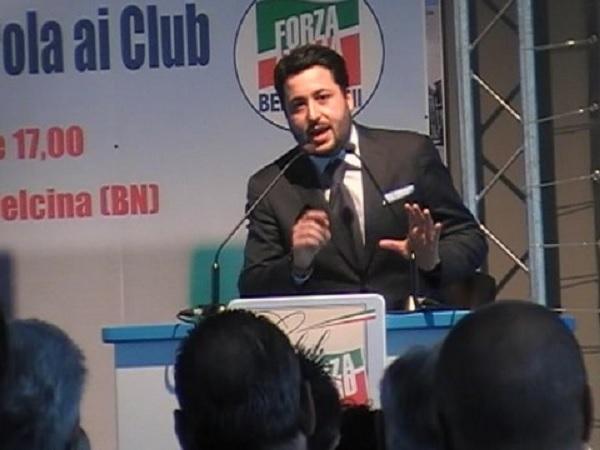 """Giovanni Carpinone (F.I.) """"Ennesima passerella di De Luca"""""""
