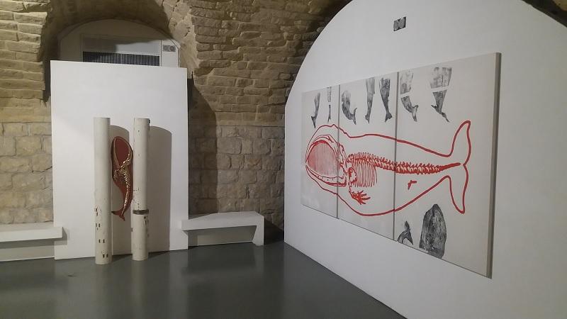 Al Museo Arcos la mostra antologica Nicola Salvatore moby dick the unknown dal 6 Luglio